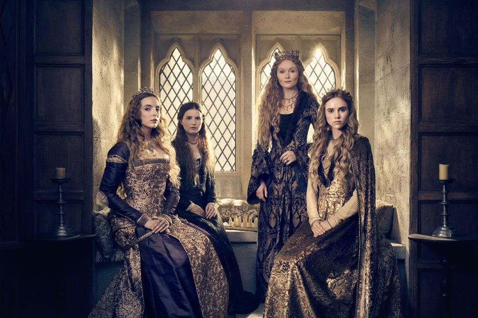 watch The White Princess online