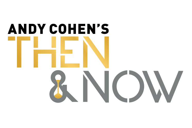 watch andy cohen's then and now online