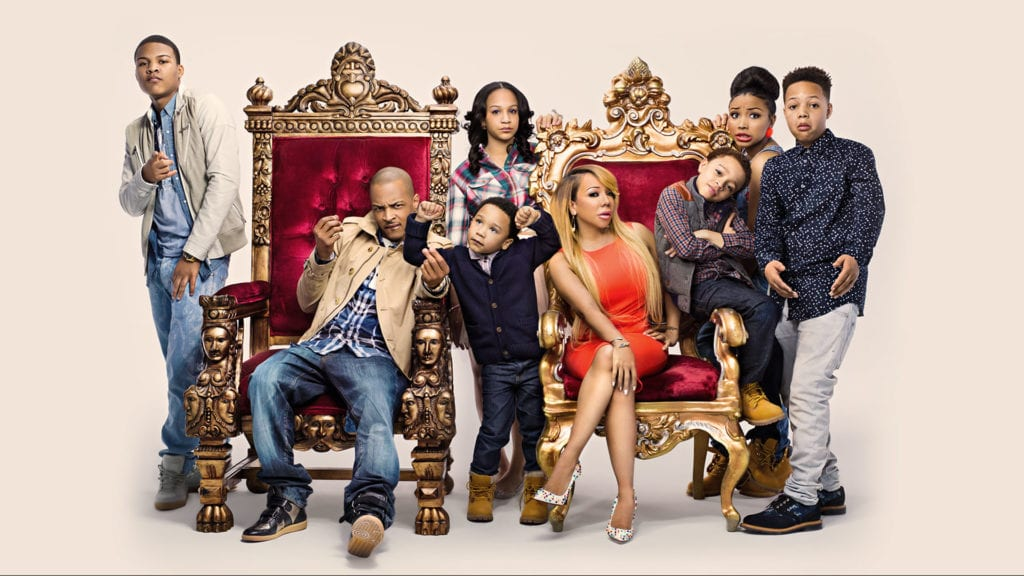 watch ti and tiny the family hustle online
