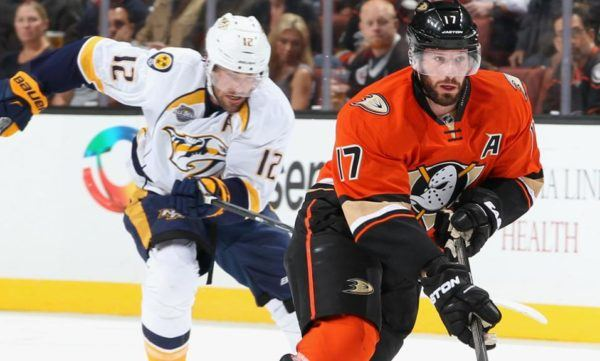 Predators vs Ducks live stream