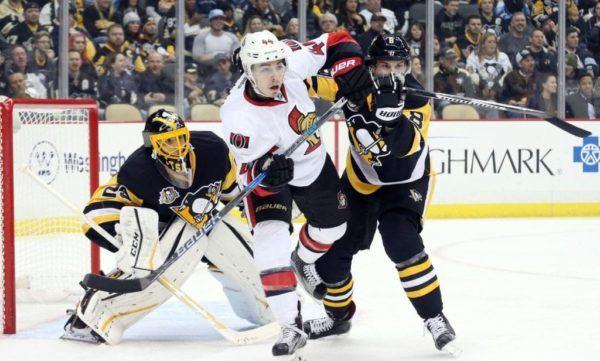 Senators vs Penguins live stream