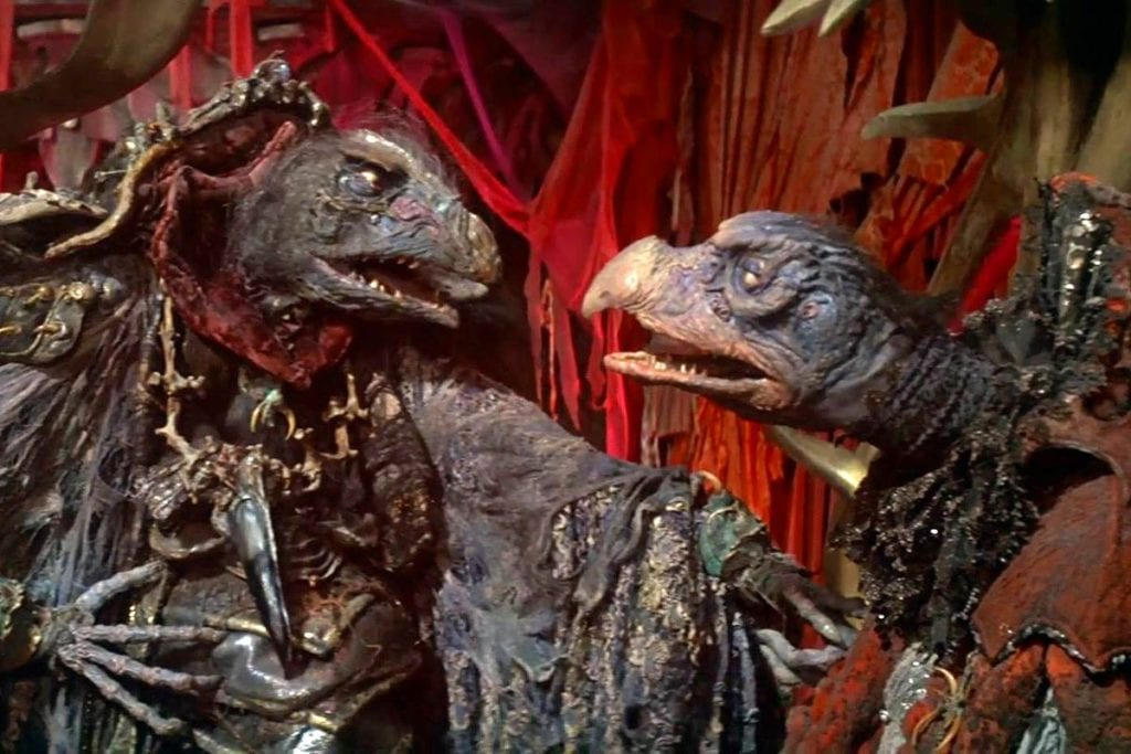 'The Dark Crystal' was the source of many nightmares for '80s kids.