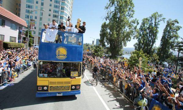 NBA Championship Parade Live Stream