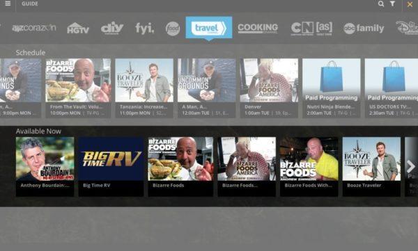 Sling TV On Demand