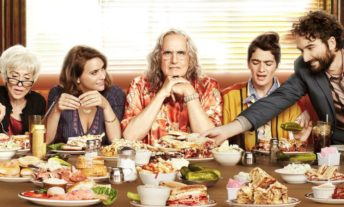 Transparent cast photo