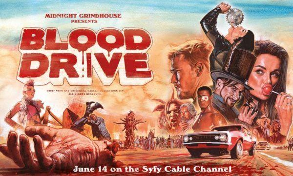 watch Blood Drive online