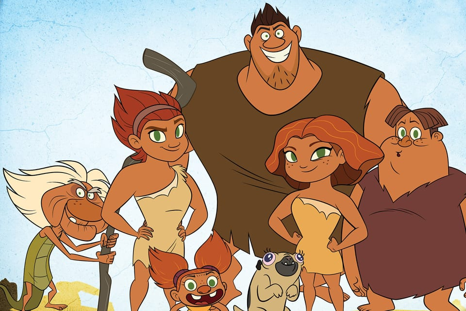 watch Dawn of the Croods online