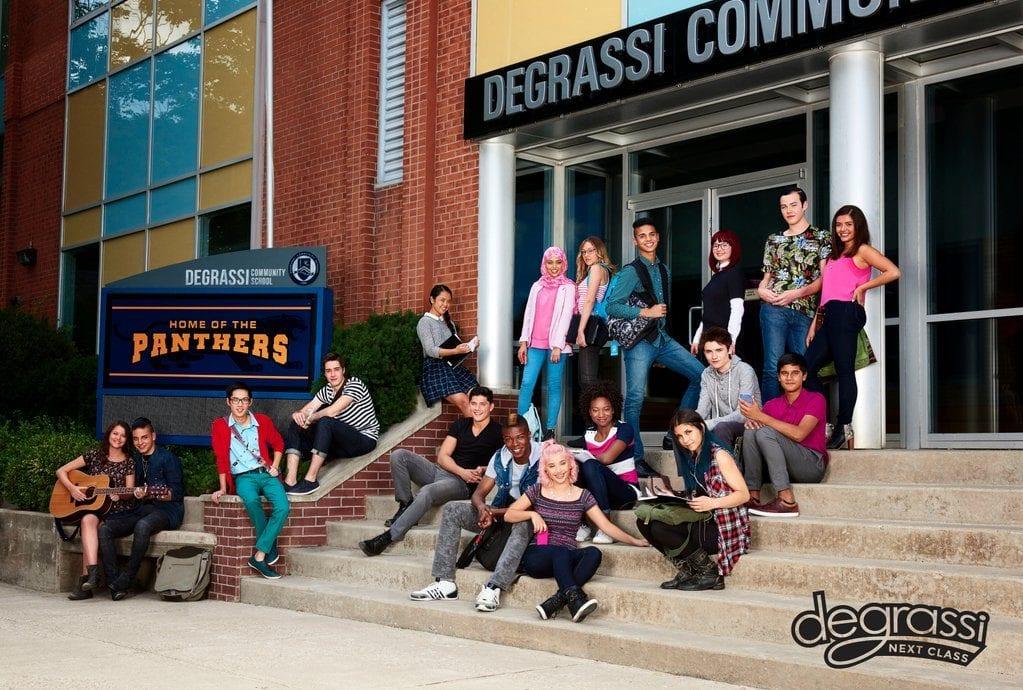 watch Degrassi Next Class online