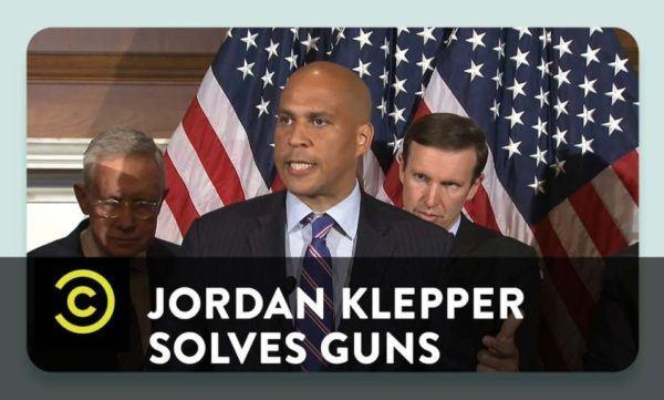 watch Jordan Klepper Solves Guns online