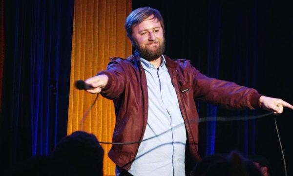 watch Rory Scovel Tries Standup for the First Time online