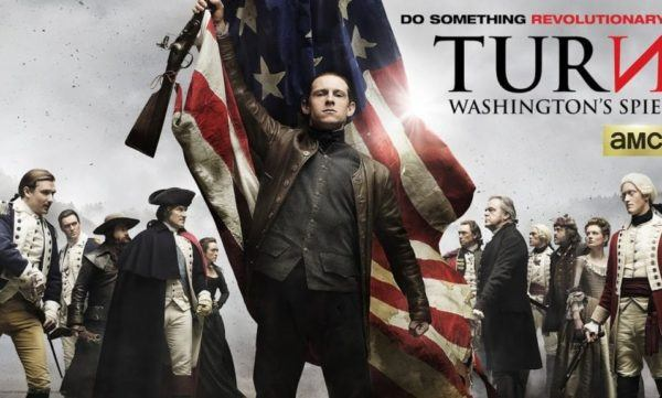 watch Turn Washingtons Spies online