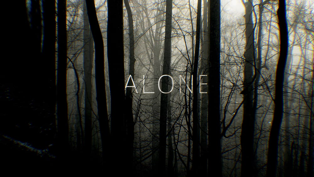 watch Alone online