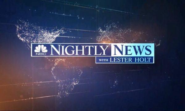 watch nbc nightly news online