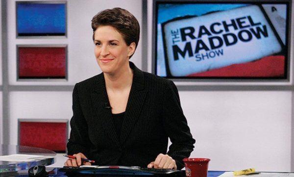 watch the rachel maddow show online