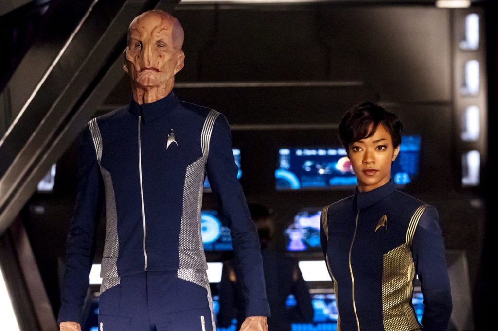Doug Jones Star Trek Discovery