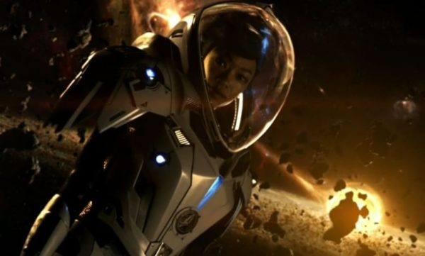 Star Trek Discovery Burnham spacesuit