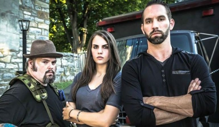 Watch Ghosts of Shepherdstown Online
