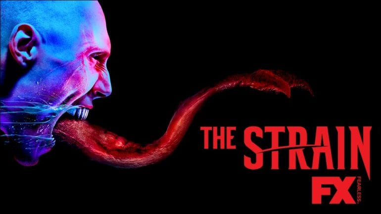 The Strain Streaming