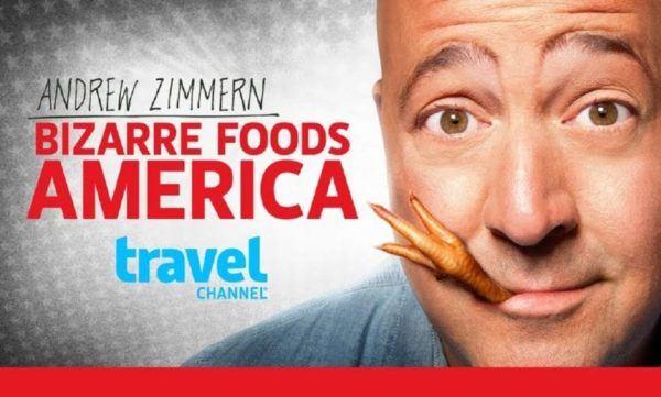 watch Bizarre Foods America online