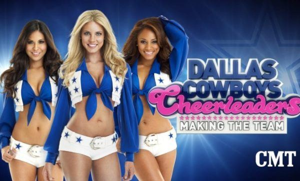 watch Dallas Cowboys Cheerleaders Making The Team online