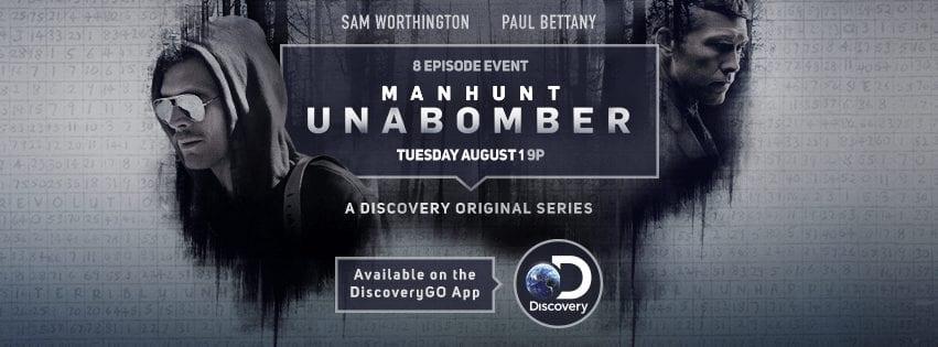 watch Manhunt Unabomber online