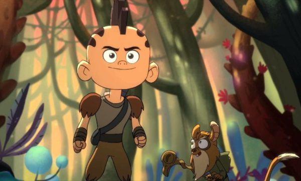 watch Niko and the Sword of Light online