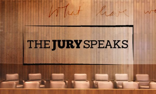 watch The Jury Speaks online