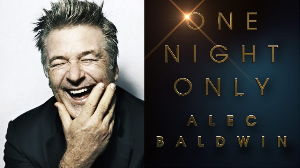 watch alec baldwin one night only online