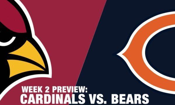 watch Bears vs Cardinals online