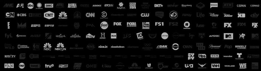 DIRECTV NOW channels live a little