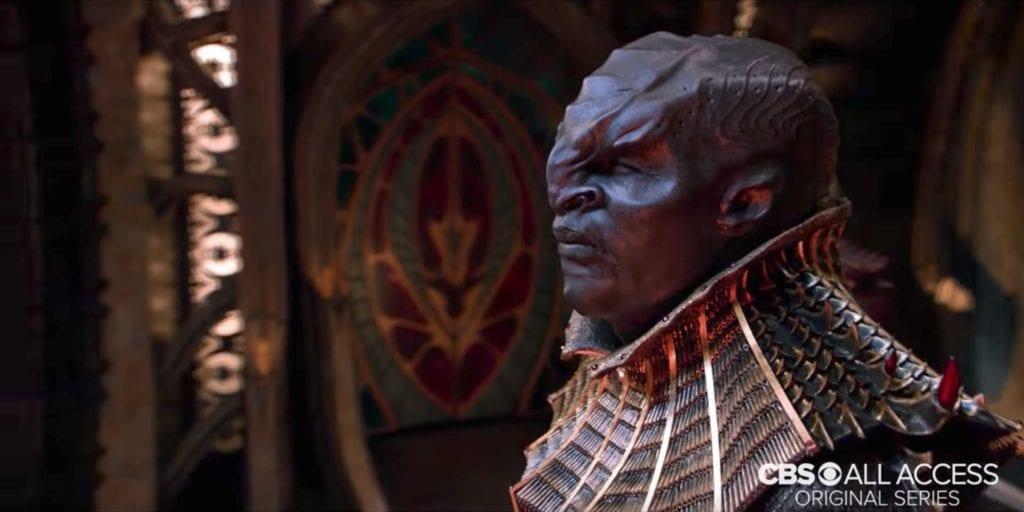 Discovery Klingon