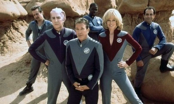 Galaxy Quest cast
