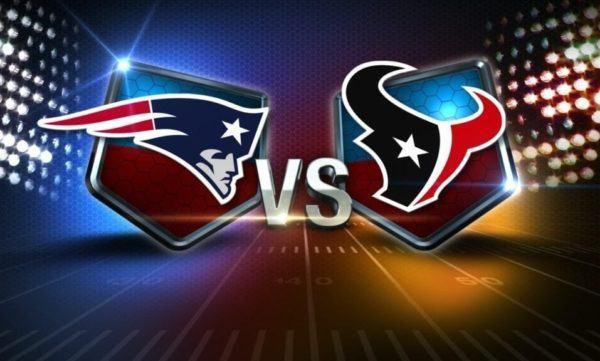 watch Patriots vs Texans online