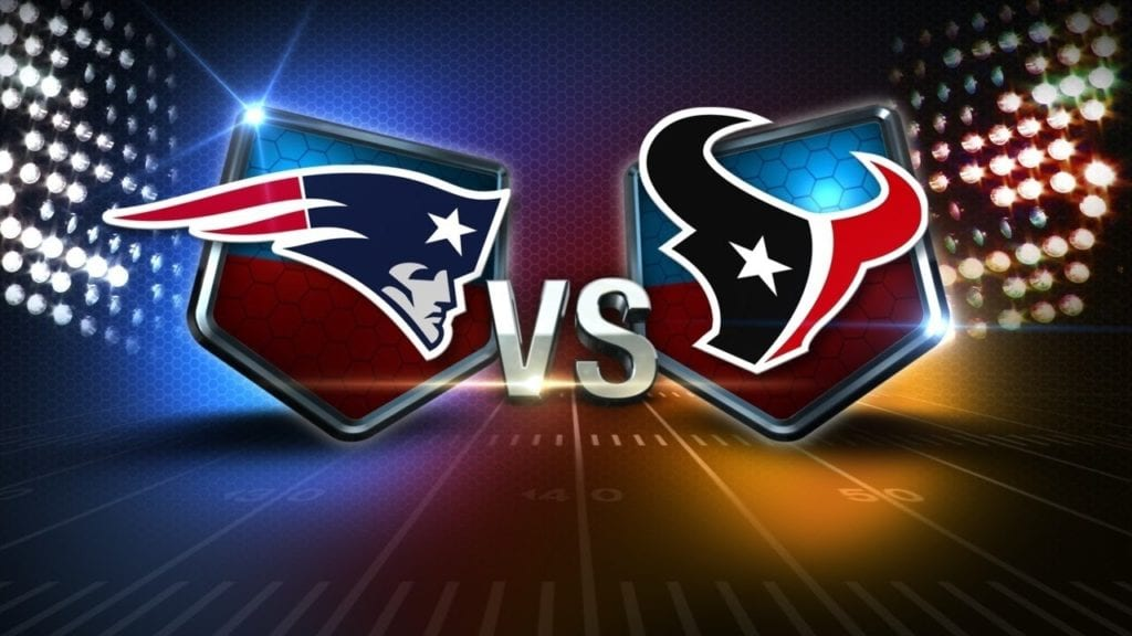 how to watch patriots vs texans online without cable