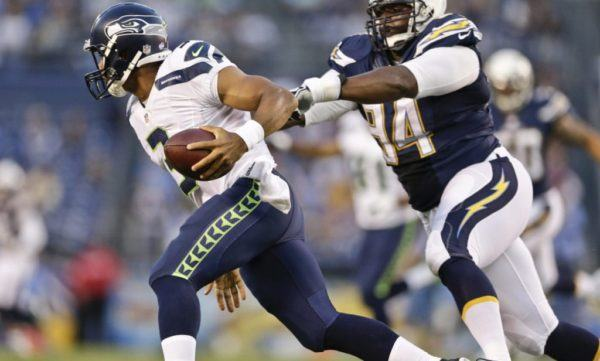 watch Seahawks vs Chargers online