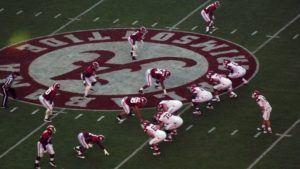 Watch Alabama Football Online
