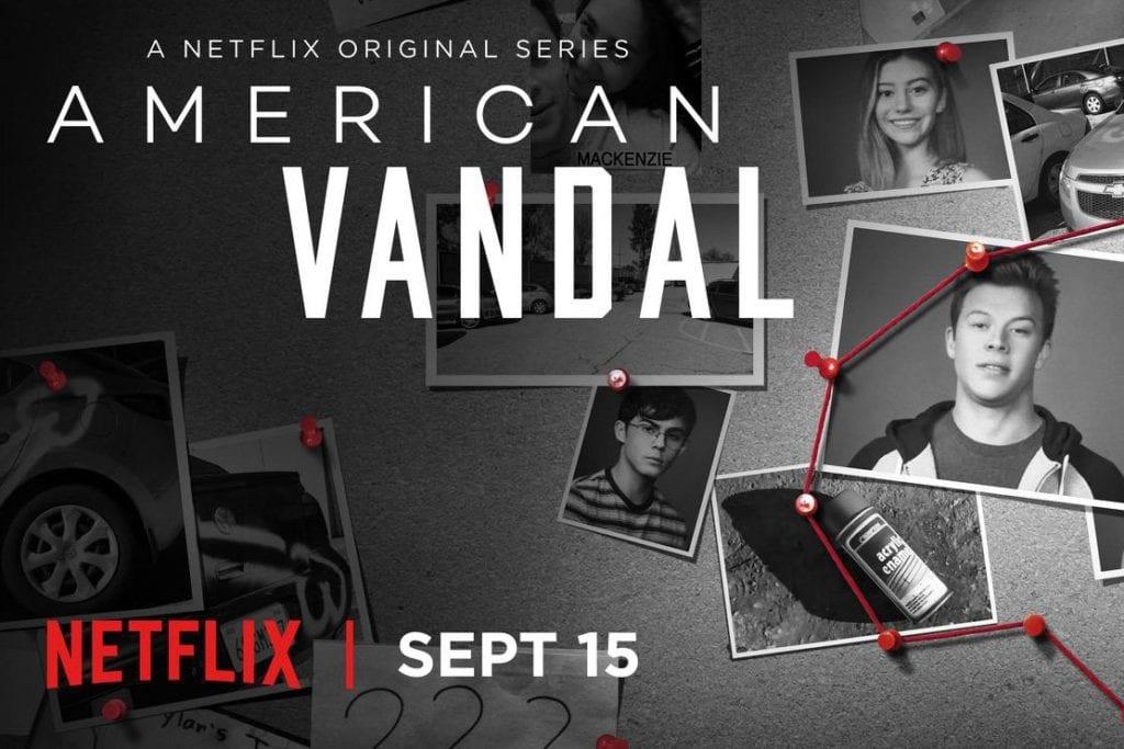 Netflix Parodies Its Own True Crime Series with 'American Vandal'