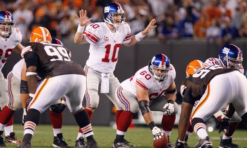 watch Giants vs Browns online