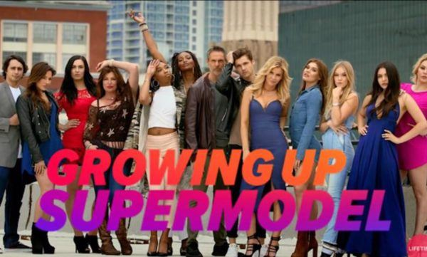 watch Growing up Supermodel online