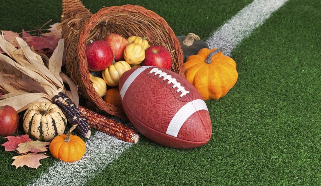 watch Thanksgiving football online