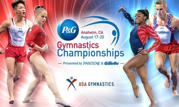 watch USA Gymnastics Championships online