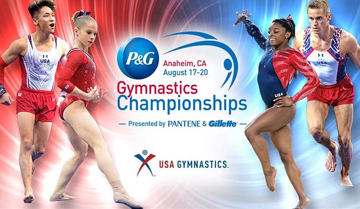 watch USA Gymnastics Championships online