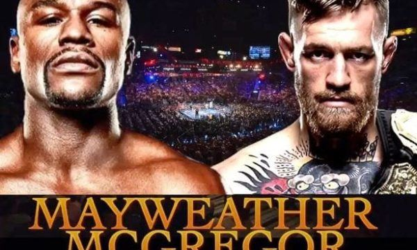 Watch Mayweather vs McGregor online