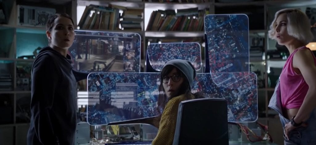 Netflix Offers First Look at New Sci-Fi Film 'What Happened to Monday'
