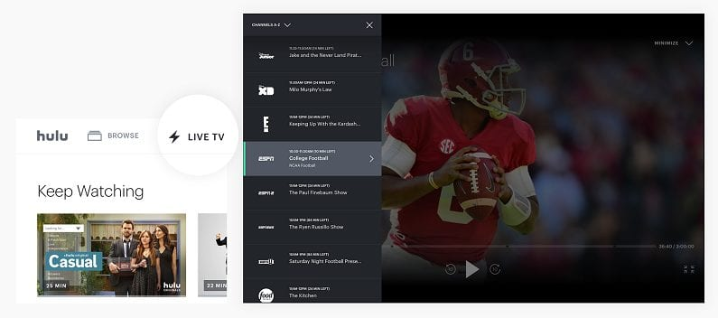 Hulu Live TV Channel List 2019: What Channels Are On Hulu with Live TV