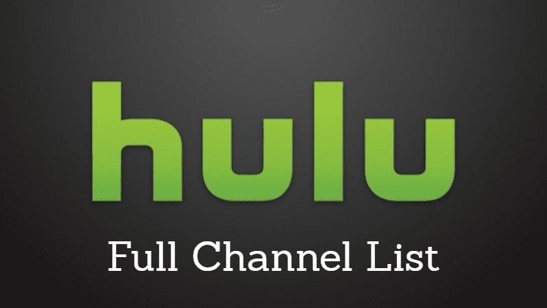 Hulu Live TV Channel List 2019: What Channels Are On Hulu