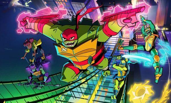Watch Rise of the Teenage Mutant Ninja Turtles Online