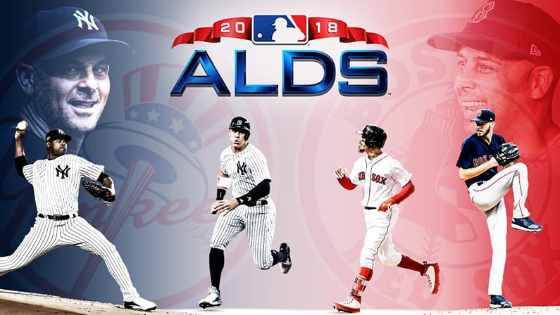 Yankees vs Red Sox ALDS live stream