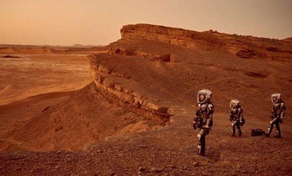 Watch Mars Online