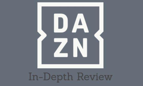 DAZN review